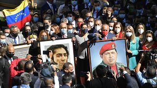 El chavismo se hace con todos los órganos del Estado tras los comicios parlamentarios de diciembre que fueron rechazados por la comunidad internacional.