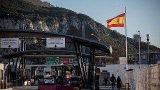 مرز اسپانیا با جبلالطارق