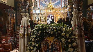 O εορτασμός των Θεοφανείων στην Αθήνα