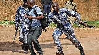 Security forces increasingly target journalists as Uganda's election nears