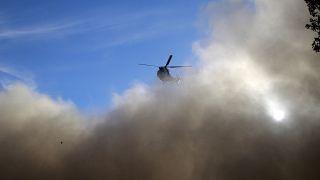 Archives : hélicoptère de l'armée française au Mali, le 20/01/2013