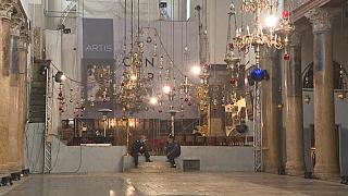 Mit viel Freiraum: Orthodoxes Weihnachtsfest in Bethlehem