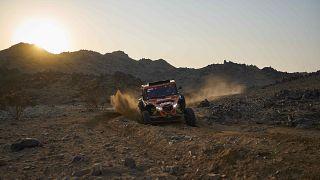 MyHeritage Sponsors Team Competing in 2021 Dakar Rally
