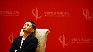 Ali-Baba-Gründer Jack Ma 2016