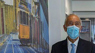 Presidente de Portugal realizou dois testes de urgência e foi liberado pela DGS