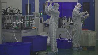 لصناعة المنتجات الطبية في وهان- الصين