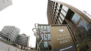 European Medicines Agency in Amsterdam, Holland