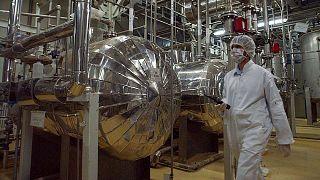 تاسیسات هستهای ایران