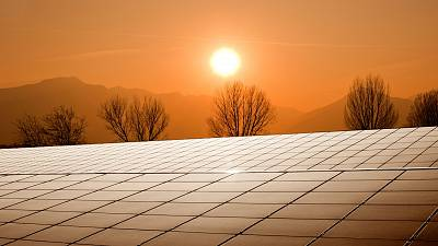 Solar power is a popular and sustainable source of energy.