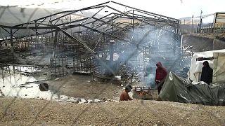 مخيم ليبا - البوسنة