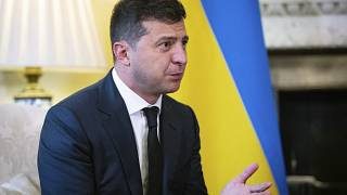 "The Ukrainian President urged ordered the security services to ""verify without delay"" the claims."