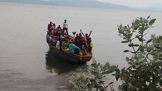 DRC: 3 Drowned and 20 Missing Post-Boat Capsizing on Lake Kivu