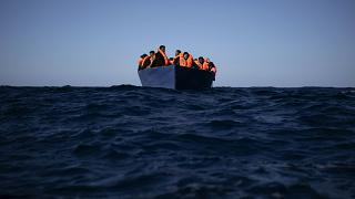 Libyan coastguard rescues almost 100 migrants