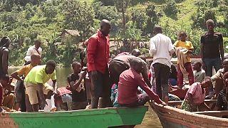 RDC : au moins trois morts dans un naufrage sur le lac Kivu