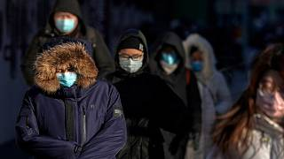 Çin'de koronavirüs vakaları