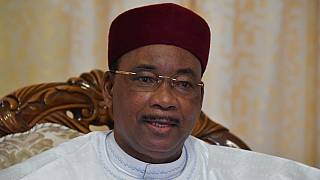 Nigerien President Mahamadou Issoufou set to exit power