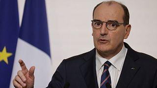 Le Premier ministre français, Jean Castex, le 7 janvier 2021