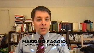 Professor Faggioli, Villanova University