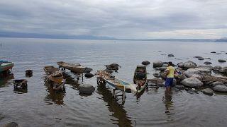 Filipinler'deki Lanao gölünde yaşayan 17 balık türünden 15'inin neslinin yok olduğu ilan edildi