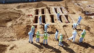 HRW urge Libya government to investigate Tarhouna mass graves
