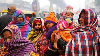 Hindistan'da hava kirliliği, 2019'da 1,67 milyon kişinin ölümüne neden oldu