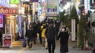 Tokio am 7. Januar 2021.