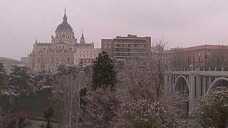 Ευρώπη: Κακοκαιρία, χιόνια και πολικές θερμοκρασίες