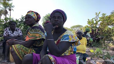 Bijagó women from the island of Uno in Guinea-Bissau