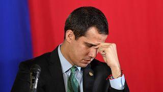 """Venezuela: l'Ue """"declassa"""" Guaido e smette di riconoscerlo come presidente ad interim"""