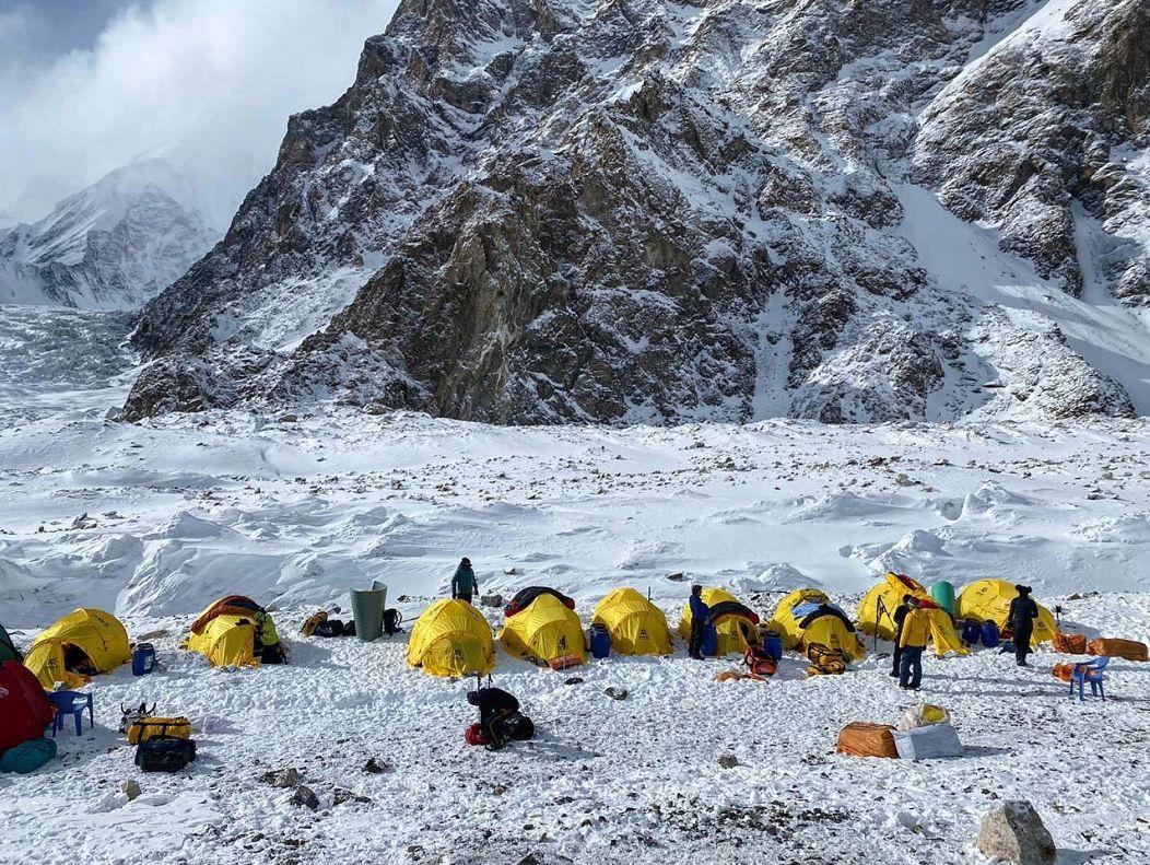 Seven Summit Treks