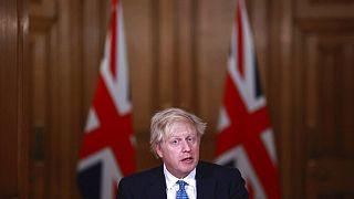 Boris Johnson, the British prime minister