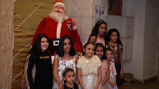 It is Christmas time for Coptic Christians