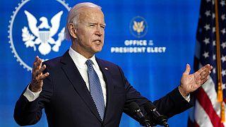 ABD başkanlığına seçilen Joe Biden