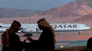 السعودية نيوز |      أول رحلة قطرية في المجال السعودي منذ الأزمة الخليجية