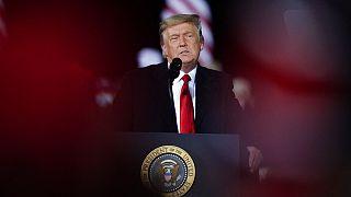 Irruzione in Campidoglio, arriva la condanna di Trump