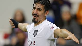Algerian Baghdad Bounedjah is the Top Scorer in the Qatari League