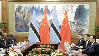 Botswana-China Talks Reinforce Bilateral Relations and Cooperation