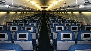 هواپیمای خالی از مسافر