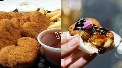 Lab-grown chicken nuggets are on the menu in Singapore