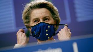 L'UE annonce un accord pour l'achat de 300 millions de doses de plus du vaccin Pfizer-BioNTech