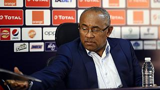 CAF : Ahmad Ahmad écarté de la course