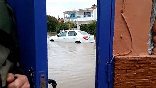 Maroc : Casablanca a les pieds dans l'eau