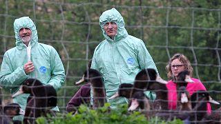 شیوع آنفلوانزای پرندگان وضعیت دامداریهای فرانسه را بحرانی کرد