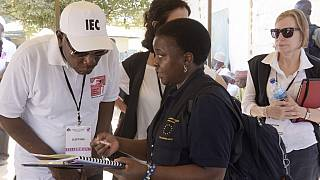 Report de l'enregistrement des électeurs en Gambie