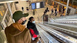مسافران در فرودگاه اورلی