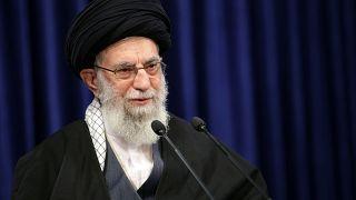 مرشد الجمهورية الإيرانية علي خامنئي