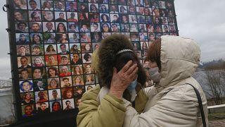 Vítimas do voo PS752 recordadas em Kiev