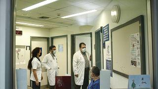 Ελλάδα - Εμβολιασμοί στα νοσοκομεία