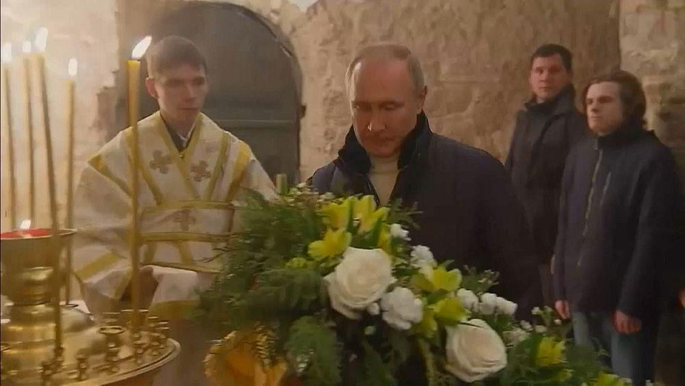 No Comments der Woche: Putin in der Kirche