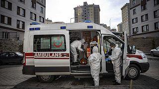 Türkiye'de Covid-19 tablosu:  24 saatte 186 kişi hayatını kaybetti; 1291 yeni hasta belirlendi